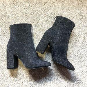 Rare edition 🥳 Jessica Simpson sparkle boots